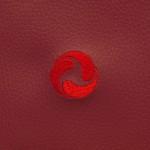 Ciemnoczerwony
